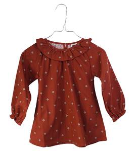 Bilde av  Krutter square Sille dress