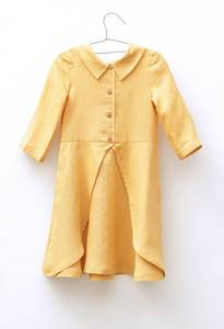 Bilde av Motoreta Luna Dress yellow